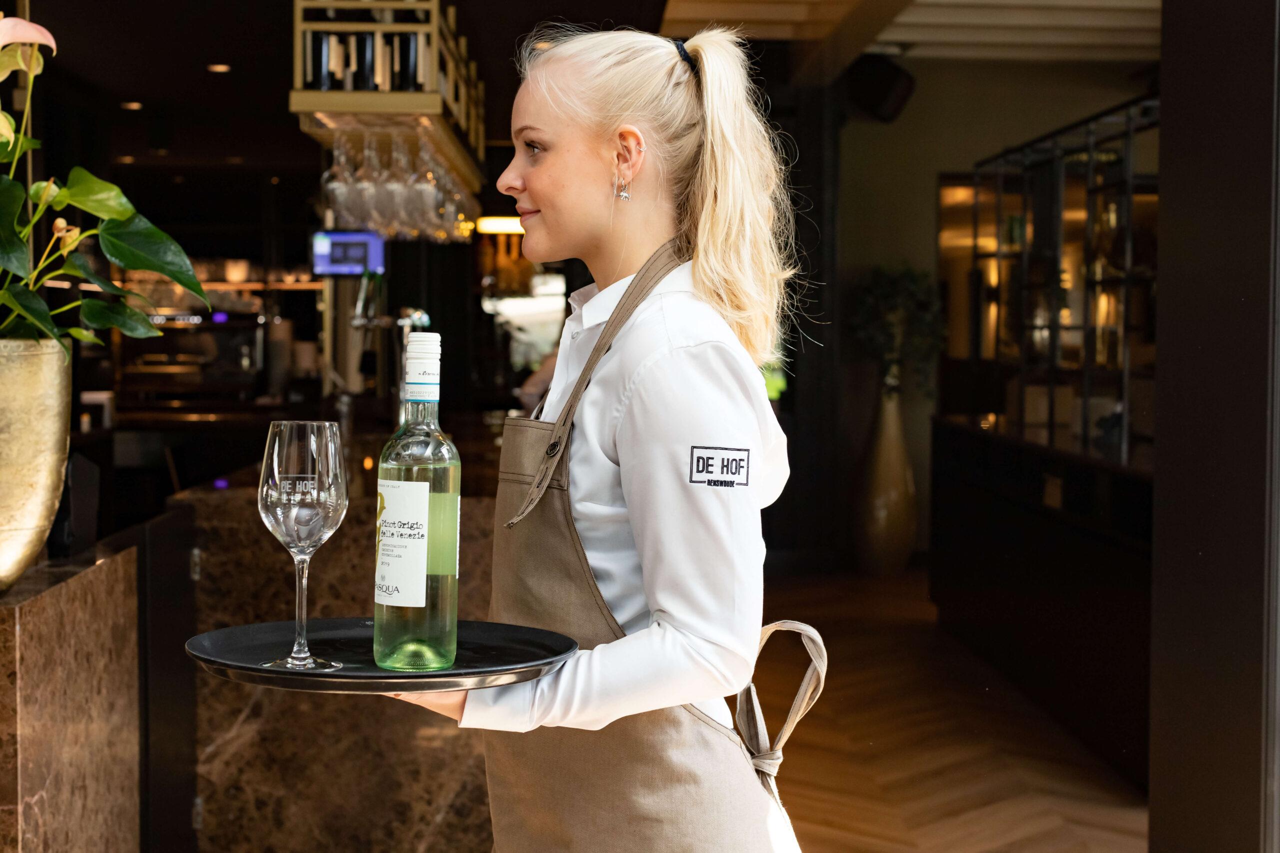 Kleding restaurant De Hof